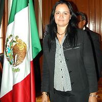 TOLUCA, México.- Ana Leticia Rodríguez Peña, directora general de Desarrollo Urbano y Obra Pública. Agencia MVT / José Hernández. (DIGITAL)