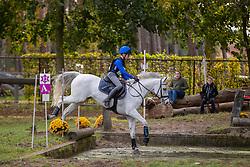 Van Dijck Joppe, BEL, Lars<br /> LRV Ponie cross - Zoersel 2018<br /> © Hippo Foto - Dirk Caremans<br /> 28/10/2018