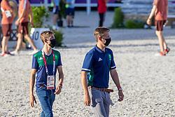 Allen Bertram, IRL, Allen Harrie, IRL<br /> Olympic Games Tokyo 2021<br /> © Hippo Foto - Dirk Caremans<br /> 04/08/2021