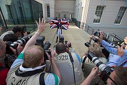1 Dujardin Charlotte (GBR)<br /> Olympic Games London 2012<br /> © Dirk Caremans