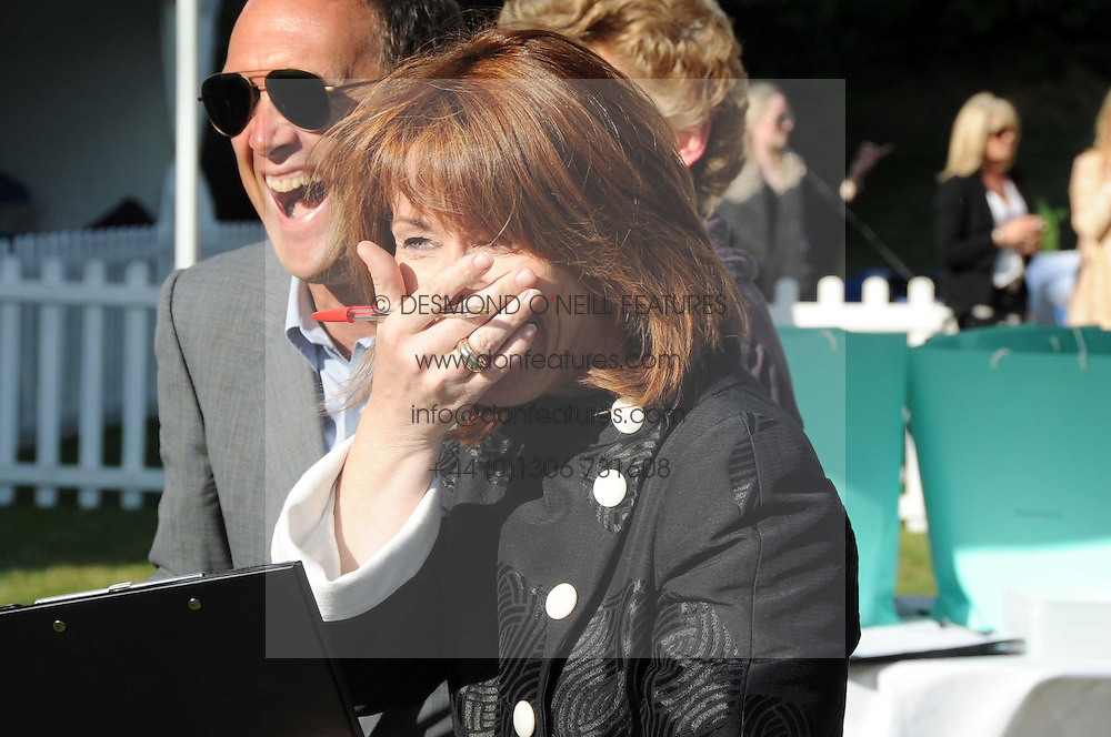 KAY BURLEY at the Macmillan Dog Day in aid of Macmillan Cancer Support held at the Royal Hospital Chelsea, London on 8th July 2008.<br /><br />NON EXCLUSIVE - WORLD RIGHTS