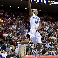 BASKETBALL - NBA - ORLANDO (USA) - 01/11/2008 -  .ORLANDO MAGIC V SACRAMENTO KINGS  (121-103) KEITH BOGANS / ORLANDO MAGIC