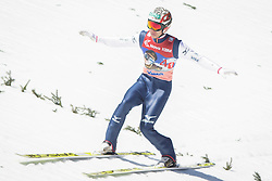 Taku Takeuchi (JPN) during the Ski Flying Hill Team Competition at Day 3 of FIS Ski Jumping World Cup Final 2016, on March 19, 2016 in Planica, Slovenia. Photo by Ziga Zupan / Sportida