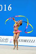 Cankaya Ecem is a Turkish rhythmic gymnastics athlete, born in Konak in 2000.