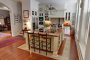 The kitchen of 14 E. Beverley Street Staunton, Virginia photographed for the New York Times. Photo/Andrew Shurtleff