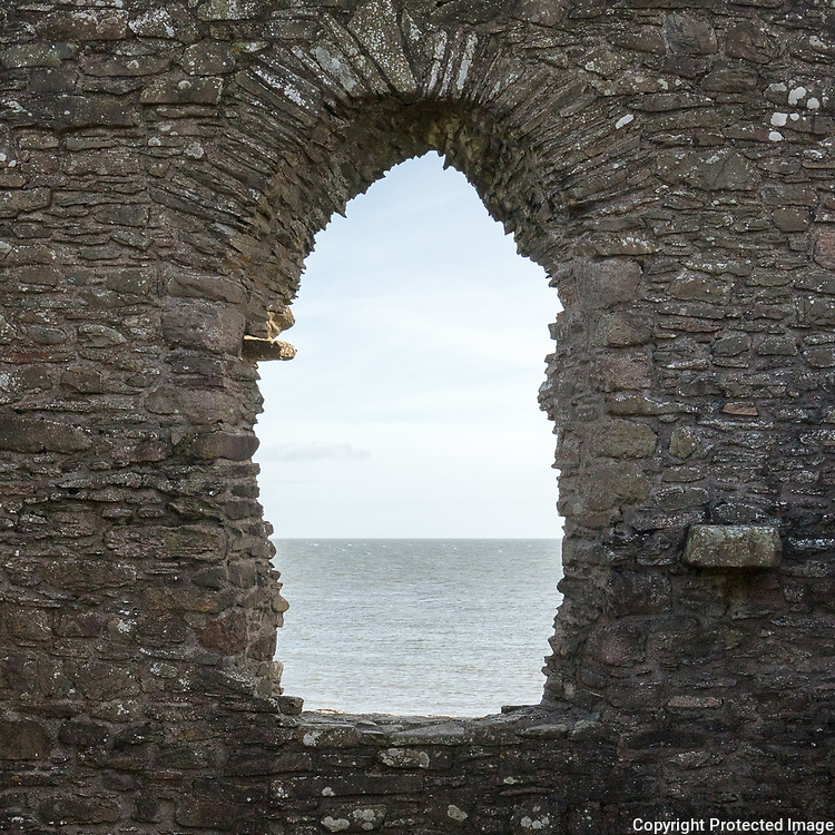 St Ninian's Chapel III, Isle of Whithorn, Dumfries and Galloway, Scotland.