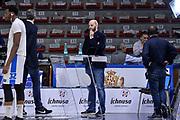 DESCRIZIONE : Beko Legabasket Serie A 2015- 2016 Playoff Quarti di Finale Gara3 Dinamo Banco di Sardegna Sassari - Grissin Bon Reggio Emilia<br /> GIOCATORE : Edi Dembinsky<br /> CATEGORIA : Ritratto Before Pregame<br /> SQUADRA : Rai Sport TV<br /> EVENTO : Beko Legabasket Serie A 2015-2016 Playoff<br /> GARA : Quarti di Finale Gara3 Dinamo Banco di Sardegna Sassari - Grissin Bon Reggio Emilia<br /> DATA : 11/05/2016<br /> SPORT : Pallacanestro <br /> AUTORE : Agenzia Ciamillo-Castoria/L.Canu