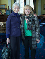 free pic no repro fee     GMC20012017 <br /> Joanne Mulcahy Blackrock and Catherine Cummins The Lough  Pictured at the Port of Cork, for the launch of Meitheal Mara's ambitious plans for the realisation  of an integrated maritime hub for Cork City. www.meithealmara.ie<br /> Images By Gerard McCarthy 087 8537228 <br /> For more info contact  Joya Kuin  0857770969  joyakuin@gmail.com