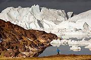Illulissat Glacier, Greenland
