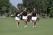 2009 Miami Hurricanes Women's Golf Photo Day