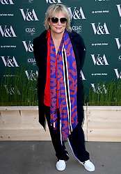 Jennifer Saunders attending the VIP preview for the V&A Museum's Fashioned From Nature exhibition, in London. Photo credit should read: Doug Peters/EMPICS Entertainment