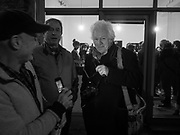 DOUGIE WALLACE; HOMER SYKES, New Girl Order' Ian Mckell book launch and opening, 12 - 18 Hoxton Street, London 11 April 2019