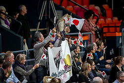 Hirota Shino, JPN, Life is Beautiful<br /> LONGINES FEI World Cup™ Finals Gothenburg 2019<br /> © Hippo Foto - Stefan Lafrentz<br /> 04/04/2019