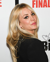 May 1, 2019 - KALEY CUOCO attends The Big Bang Theory's Series Finale Party at the The Langham Huntington. (Credit Image: © Billy Bennight/ZUMA Wire)