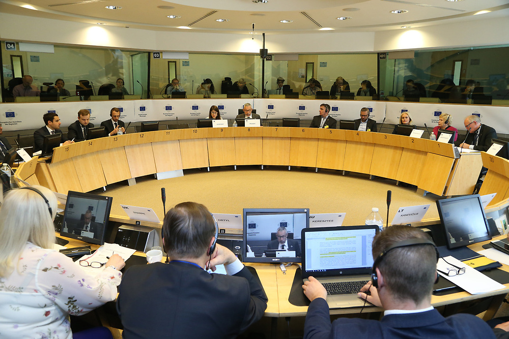 11 May 2017, ECR Group meeting<br /> Belgium - Brussels - May 2017 <br /> © European Union / Patrick Mascart