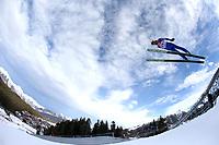 Kombinert<br /> FIS World Cup<br /> Seefeld Østerrike<br /> 19.01.2014<br /> Foto: Gepa/Digitalsport<br /> NORWAY ONLY<br /> <br /> FIS Weltcup, Nordic Triple. Bild zeigt Mikko Kokslien (NOR).