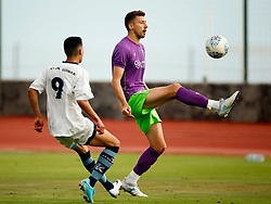 Jens Hegeler of Bristol City - Mandatory by-line: Matt McNulty/JMP - 22/07/2017 - FOOTBALL - Tenerife Top Training - Costa Adeje, Tenerife - Bristol City v Atletico Union Guimar  - Pre-Season Friendly