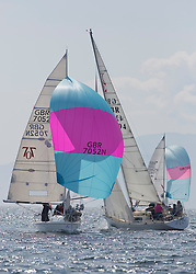 Day three of the Silvers Marine Scottish Series 2016, the largest sailing event in Scotland organised by the  Clyde Cruising Club<br /> Racing on Loch Fyne from 27th-30th May 2016<br /> <br /> GBR7052N, More T Vicar, Carl Allen, Royal North of Ireland YC<br /> <br /> Credit : Marc Turner / CCC<br /> For further information contact<br /> Iain Hurrel<br /> Mobile : 07766 116451<br /> Email : info@marine.blast.com<br /> <br /> For a full list of Silvers Marine Scottish Series sponsors visit http://www.clyde.org/scottish-series/sponsors/