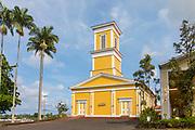 Haili Church, 1824, Hilo, Island of Hawaii