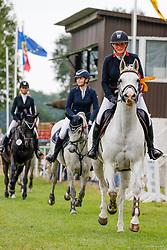 06, Stilspringprfg. Kl.L,Kellinghusen - Reittunier 26. - 27.06.2021, Janet Maas (GER), Mary Lou 212,