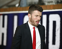 February 27, 2019 - London, England, United Kingdom - Manchester United Assistant Coach Michael Carrick.during English Premier League between Crystal Palace and Manchester  United at Selhurst Park stadium , London, England on 27 Feb 2019. (Credit Image: © Action Foto Sport/NurPhoto via ZUMA Press)