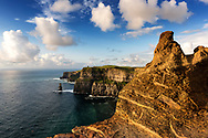 """Photographer"""" Chris Hill Cliffs of Moher, County Clare"""
