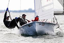 , Kieler Woche 22. - 30.06.2019, 505er - GBR 9215 - Roger GILBERT - Ben McGRANE - Netley Sailing Club