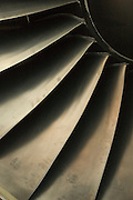Pratt & Whitney PW4098 aircraft engine.