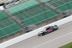 October 19, 2018 - Kansas City, Kansas, United States of America - Ty Majeski (60) takes to the track to practice for the Kansas Lottery 300 at Kansas Speedway in Kansas City, Kansas. (Credit Image: © Justin R. Noe Asp Inc/ASP via ZUMA Wire)
