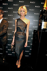 JACQUETTA WHEELER at the Moet & Chandon Tribute to Cinema party held at the Big Sky Studios, Brewery Road, London N7 on 24th March 2009.