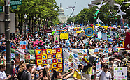 Peoples Climate March In DC