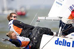 08_002671 © Sander van der Borch. Medemblik - The Netherlands,  May 24th 2008 . Day 4 of the Delta Lloyd Regatta 2008.