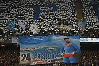 Tifosi Napoli Supporters <br /> Napoli 30-11-2015 Stadio San Paolo Football Calcio 2015/2016 Serie A Napoli - Inter Foto Andrea Staccioli / Insidefoto