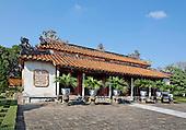 Hung Mieu Temple, Imperial City, Hue, Vietnam