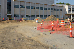 Central High School Bridgeport CT Expansion & Renovate as New. State of CT Project # 015--0174. Progress Submission 07. 24 August 2015