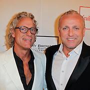 NLD/Amsterdam/20120204 - 30ste Verjaardag Richy Brown, John Heuckeroth en Gordon Heuckeroth