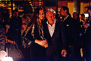 CECILE BAIRD; CARLOS ALMADA, MYLA 10th ANNIVERSARY PARTY, Almada, Berkeley st. London. 17 November 2010. -DO NOT ARCHIVE-© Copyright Photograph by Dafydd Jones. 248 Clapham Rd. London SW9 0PZ. Tel 0207 820 0771. www.dafjones.com.