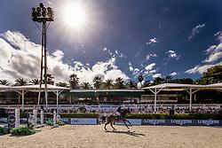 Ekberg Jonna, SWE, Univers du Vinnebus<br /> Longines FEI Jumping Nations Cup™ Final<br /> Barcelona 20128<br /> © Hippo Foto - Dirk Caremans<br /> 07/10/2018