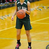01.12.2011 Holy Name at Elyria Catholic Girls Varsity Basketball
