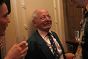 Colin Dexter, 2006 Cartier CWA Diamond Dagger Awards,  The Savoy, London. 10 May 2006.  Elmore Leonard receives Crime Writers' Association award recognising an outstanding contribution to the genre. ONE TIME USE ONLY - DO NOT ARCHIVE  © Copyright Photograph by Dafydd Jones 66 Stockwell Park Rd. London SW9 0DA Tel 020 7733 0108 www.dafjones.com