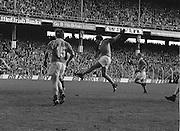 The All Ireland Football Final Dublin v Armagh at Croke Park, 25th September 1977.
