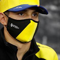 27.08.2020, Circuit de Spa-Francorchamps, Spa-Franchorchamps, FORMULA 1 ROLEX BELGIAN GRAND PRIX 2020<br />  , im Bild<br /> Esteban Ocon (FRA#31), Renault DP World F1 Team<br /> <br /> Foto © nordphoto / Bratic
