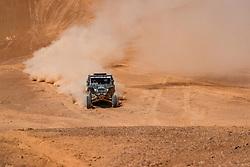 January 11, 2019 - Arequipa, Peru - AREQUIPA, PU - 11.01.2019: DAKAR 2019 - Reinaldo Varela (BRA) during the Dakar Rally 2019, this Friday (11), in Arequipa, Peru. (Credit Image: © Vinicius Branca/Fotoarena via ZUMA Press)