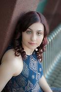 Senior Portrait photograph by Kristina Cilia Photography
