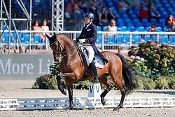 Ruoste Henri, FIN, Kontestro DB<br /> European Championship Dressage - Hagen 2021<br /> © Hippo Foto - Dirk Caremans<br /> 08/09/2021