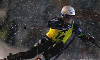 Alpint , 20. januar 2011<br /> WESTENDORF,AUSTRIA,20.JAN.11 - SKI ALPIN - FIS Slalom der Herren, Alpenrosenpokal, Nachtslalom. Bild zeigt Lars Elton Myhre (NOR). <br /> <br /> Norway only