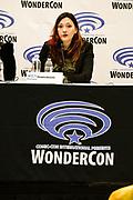 Shawna Benson at Wondercon in Anaheim Ca. March 31, 2019