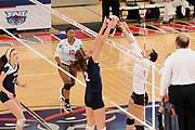 2011 FAU Volleyball vs Troy