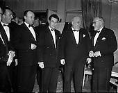 1953 - Motor Traders Dinner at the Gresham Hotel, Dublin