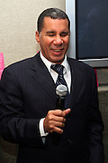 Governor David Patterson at Rev. Al Sharpton's 55th Birthday Celebration and his Salute to Women on Distinction held at The Penthouse of the Soho Grand on October 6, 2009 in New York City